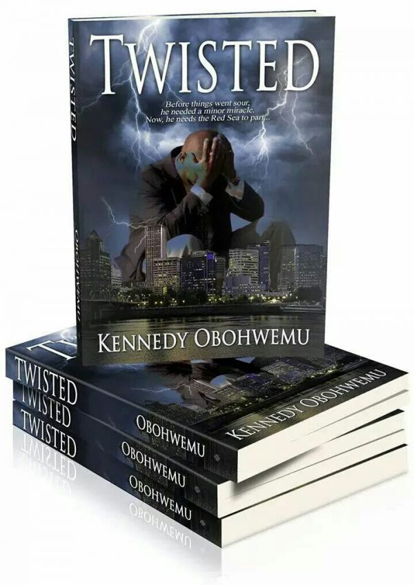 Twisted by Kennedy O. Obohwemu