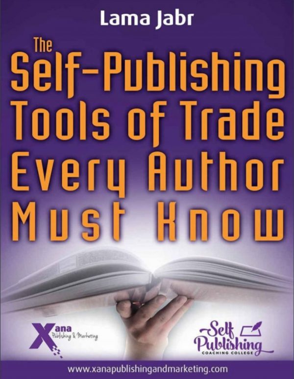 The Self-Publishing Tools of the Trade Every Author Must Know