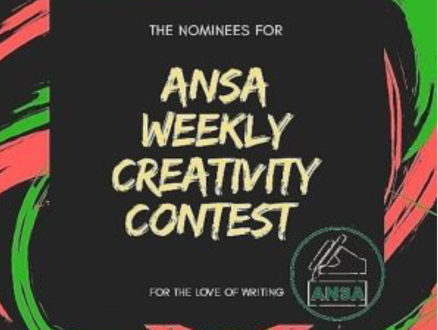 ANSA AWARDS FOR CREATIVE WRITING: CONTEST RULES AND ELIGIBILITY CRITERIA